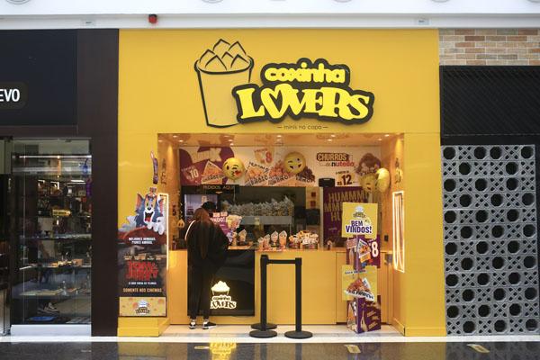 COXINHA LOVERS